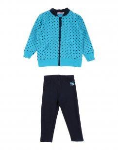 MIRTILLO Mädchen 0-24 monate Sweat-Outfit Farbe Tūrkis Größe 10
