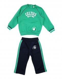 CHAMPION Jungen 0-24 monate Sweat-Outfit Farbe Grün Größe 5