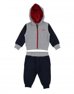 SILVIAN HEACH KIDS Jungen 0-24 monate Sweat-Outfit Farbe Grau Größe 6