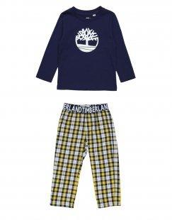 TIMBERLAND Jungen 3-8 jahre Pyjama Farbe Dunkelblau Größe 1