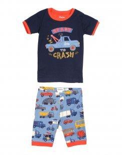 HATLEY Jungen 3-8 jahre Pyjama Farbe Dunkelblau Größe 1