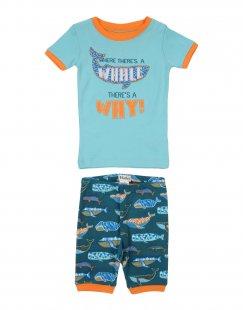 HATLEY Jungen 3-8 jahre Pyjama Farbe Säuregrün Größe 3