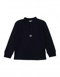 GRIGIO PERLA Jungen 3-8 jahre Pyjama Farbe Dunkelblau Größe 1
