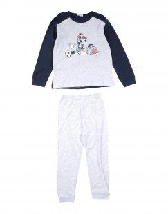 PICOTÍ & PICOTÁ Jungen 3-8 jahre Pyjama Farbe Hellgrau Größe 3