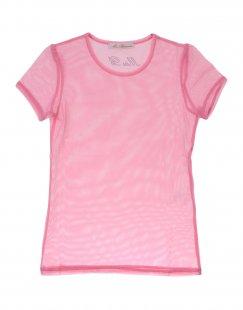MISS BLUMARINE Mädchen 9-16 jahre T-shirts Farbe Flieder Größe 6