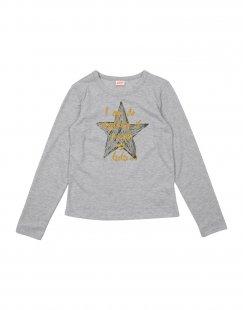 DIMENSIONE DANZA SISTERS Mädchen 9-16 jahre T-shirts Farbe Grau Größe 2