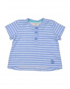 BONNIE BABY Jungen 0-24 monate T-shirts Farbe Himmelblau Größe 6