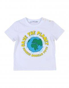 TOYS FRANKIE MORELLO Jungen 0-24 monate T-shirts Farbe Weiß Größe 8