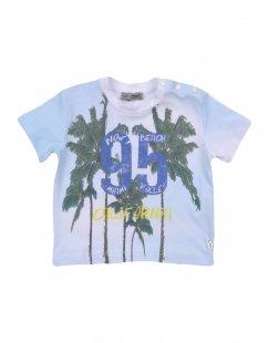 GRANT GARÇON BABY Jungen 0-24 monate T-shirts Farbe Himmelblau Größe 4