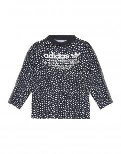 ADIDAS ORIGINALS Jungen 0-24 monate T-shirts Farbe Schwarz Größe 8