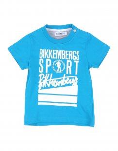 BIKKEMBERGS Jungen 0-24 monate T-shirts Farbe Tūrkis Größe 5