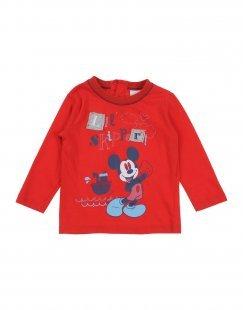 DISNEY Jungen 0-24 monate T-shirts Farbe Rot Größe 4