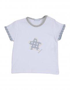 NANÁN Jungen 0-24 monate T-shirts Farbe Weiß Größe 3