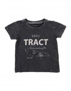 NAME IT® Jungen 0-24 monate T-shirts Farbe Granitgrau Größe 10