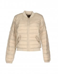 JACQUELINE de YONG Damen Jacke Farbe Beige Größe 4