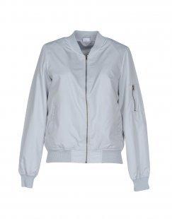 JACQUELINE de YONG Damen Jacke Farbe Himmelblau Größe 4