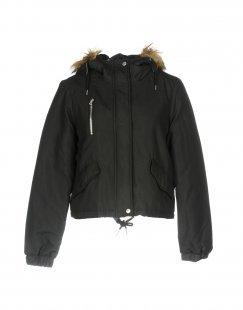 NOISY MAY Damen Jacke Farbe Schwarz Größe 4