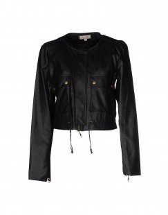 TWENTY EASY by KAOS Damen Jacke Farbe Schwarz Größe 5