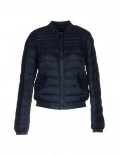 JACQUELINE de YONG Damen Jacke Farbe Dunkelblau Größe 6