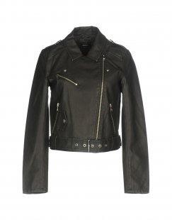 ONLY Damen Jacke Farbe Schwarz Größe 6