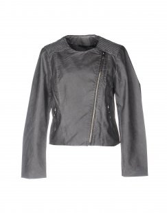 SILVIAN HEACH Damen Jacke Farbe Grau Größe 2