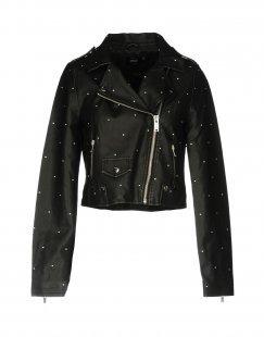 ONLY Damen Jacke Farbe Granitgrau Größe 6