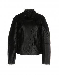 SILVIAN HEACH Damen Jacke Farbe Schwarz Größe 5