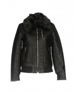 NOISY MAY Damen Jacke Farbe Schwarz Größe 6