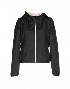 ONLY Damen Jacke Farbe Schwarz Größe 3