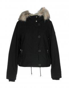 ONLY BLU Damen Jacke Farbe Schwarz Größe 3