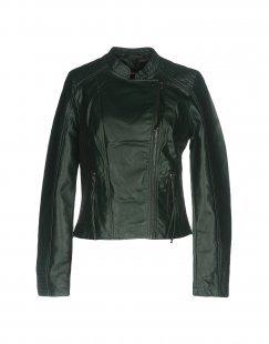 VERO MODA Damen Jacke Farbe Dunkelgrün Größe 6