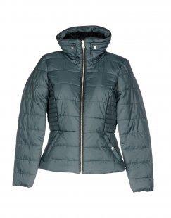 VERO MODA Damen Jacke Farbe Dunkelgrün Größe 4
