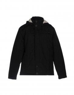 SUBLEVEL Damen Jacke Farbe Schwarz Größe 4