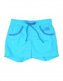 SUNDEK Mädchen 3-8 jahre Strandkleid Farbe Azurblau Größe 4
