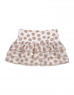 LA PERLA Mädchen 3-8 jahre Strandkleid Farbe Elfenbein Größe 2