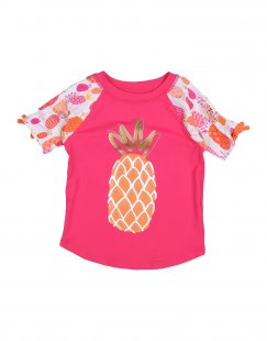 HATLEY Mädchen 3-8 jahre Strandkleid Farbe Fuchsia Größe 1