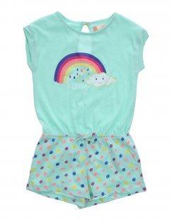 ROXY Mädchen 3-8 jahre Strandkleid Farbe Säuregrün Größe 1