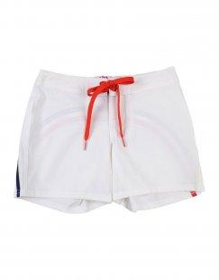 SUNDEK Mädchen 3-8 jahre Strandkleid Farbe Elfenbein Größe 4
