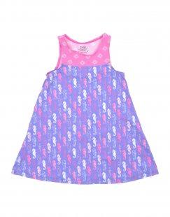 HATLEY Mädchen 3-8 jahre Strandkleid Farbe Lila Größe 1