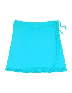 FISICHINO Mädchen 3-8 jahre Strandkleid Farbe Tūrkis Größe 6