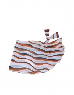 FISICHINO Mädchen 3-8 jahre Strandkleid Farbe Himmelblau Größe 6