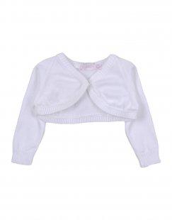 SPECIAL DAY Mädchen 0-24 monate Wickelpullover Farbe Weiß Größe 4