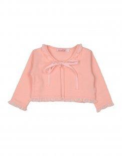 MIRTILLO Mädchen 0-24 monate Wickelpullover Farbe Rosa Größe 4
