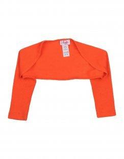 IL GUFO Mädchen 0-24 monate Wickelpullover Farbe Orange Größe 6