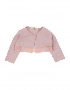 LE PETIT COCO Mädchen 0-24 monate Wickelpullover Farbe Rosa Größe 2