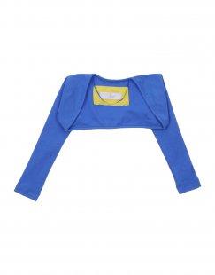 PETIT Mädchen 0-24 monate Wickelpullover Farbe Blau Größe 5