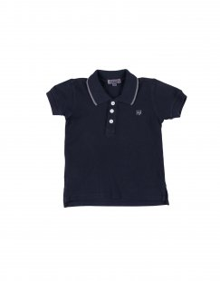 SILVIAN HEACH KIDS Jungen 0-24 monate Poloshirt Farbe Dunkelblau Größe 4