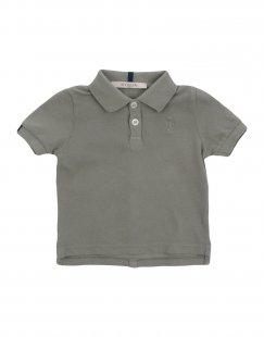 SIVIGLIA DENIM Jungen 0-24 monate Poloshirt Farbe Militärgrün Größe 4