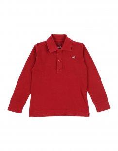 BROOKSFIELD Jungen 0-24 monate Poloshirt Farbe Rot Größe 6