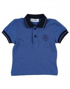 BYBLOS Jungen 0-24 monate Poloshirt Farbe Taubenblau Größe 4
